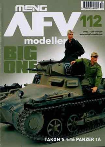 AFV Modeller 112