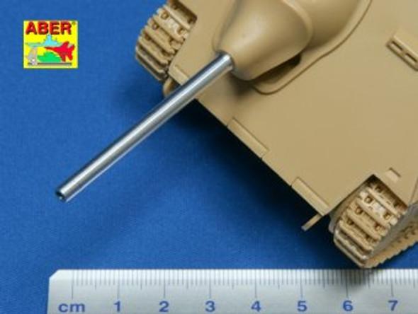 German 75 mm Pak39 L/48 barrel for Hetzer