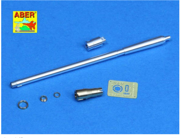 Gun barrel for ZiS-3 A/T used on SU-76 and as gun FK288(r)