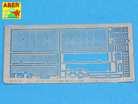 Grilles for T-55A also for ENIGMA