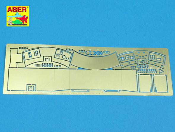 Turret stowage bin TIGER I standard model