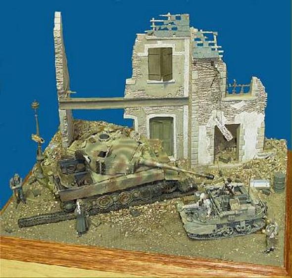 Normandy House Ruin