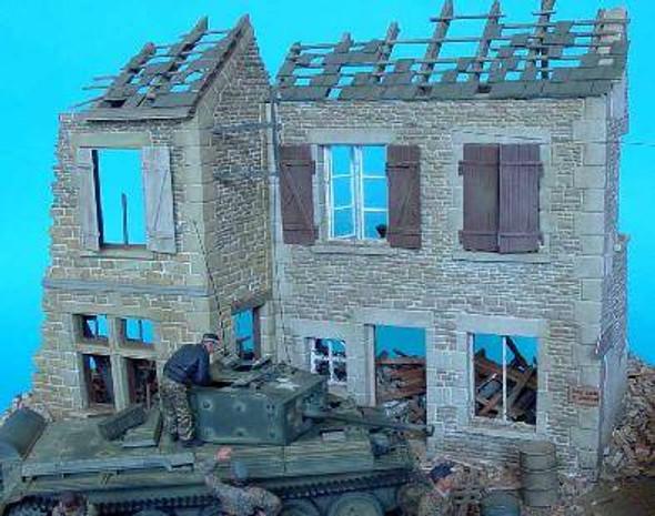 Villers Bocage Ruin