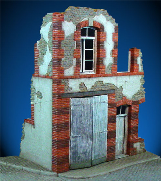 French House Ruin