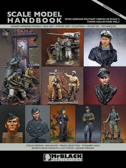 German Military Forces in Scale 2