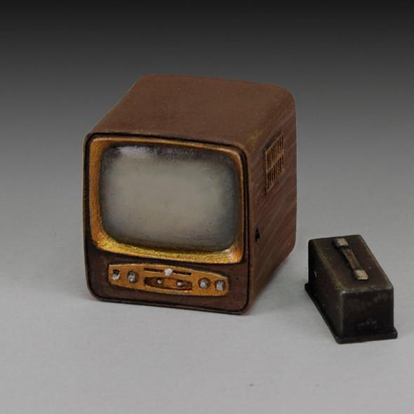 TV early model