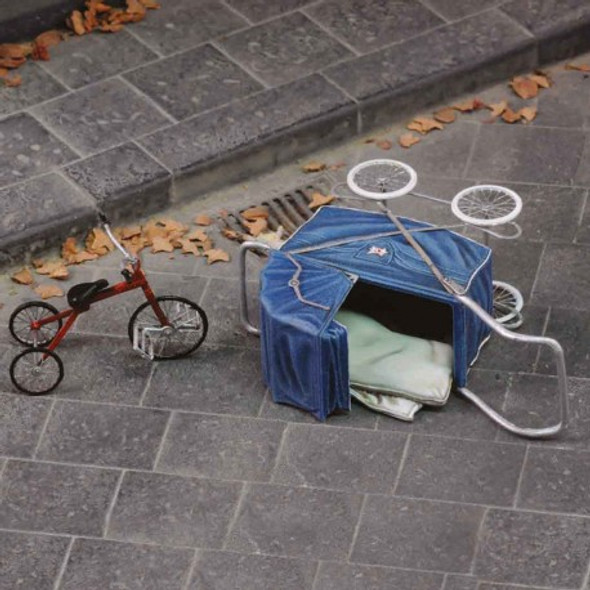 Pushchair and Tricycle