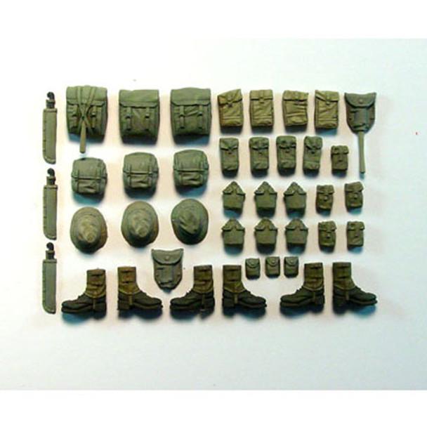Aussie Infantry Early Vietnam conversion set 1965-66