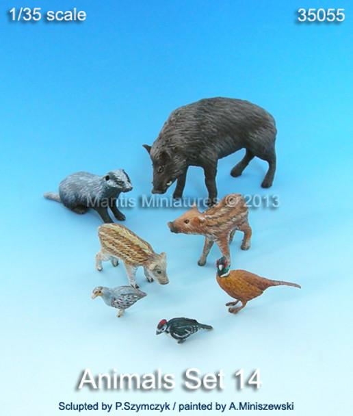 Animals Set - 14