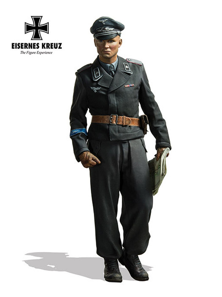Herman Göring' Panzer Leutnant, 1943