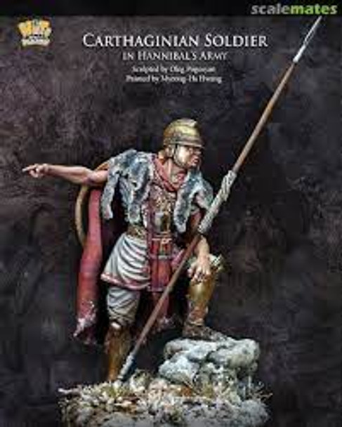 Carthaginian Solder