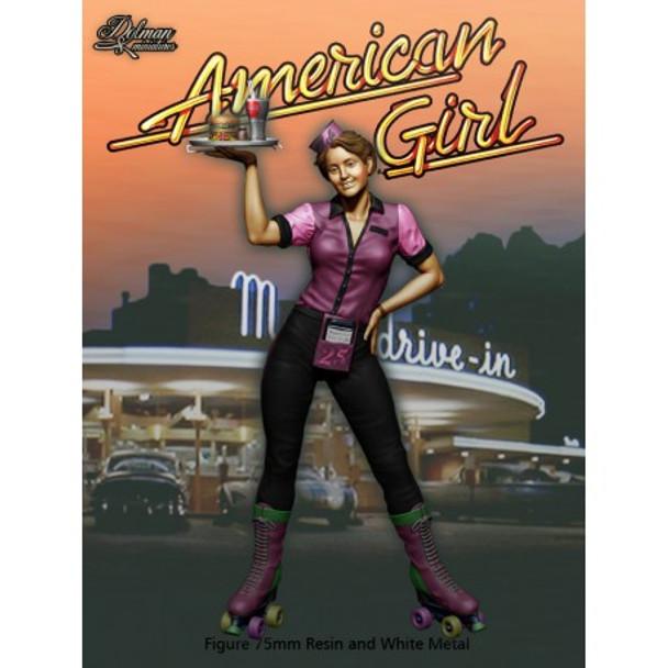 American Girl,75mm