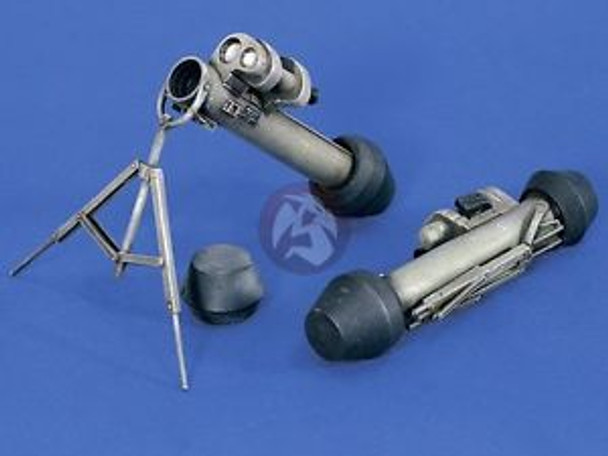 M47 Dragon AT Missile Launcher 120mm