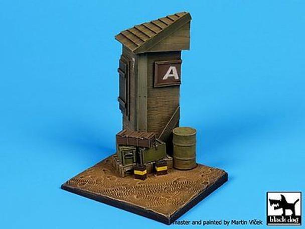Vietnam barracks base