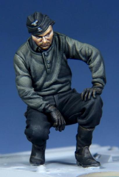 German Panther crewman WW II #2