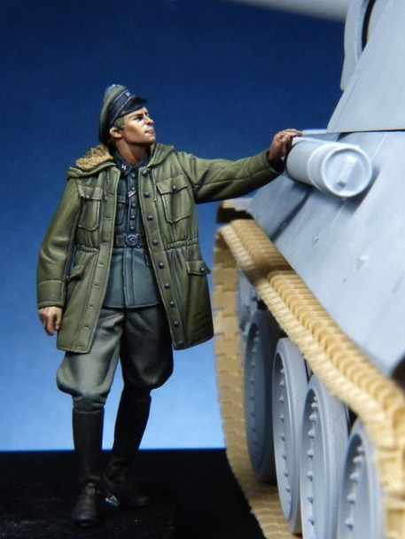 German SS Officer