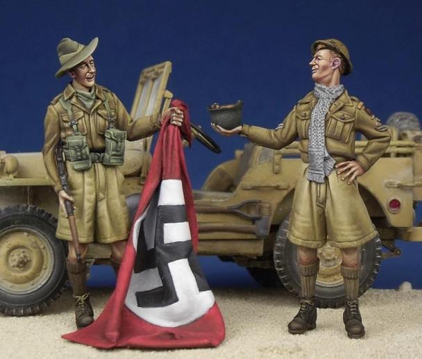 Souvenir Hunters WW II australians