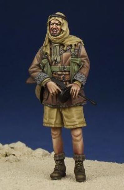 LRDG Trooper WW II