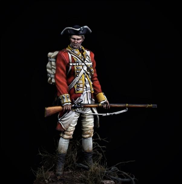 British Soldier American Revolution