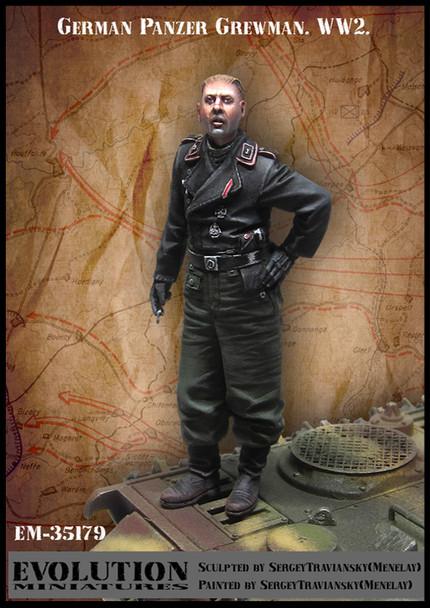 German Panzer Crewman #2