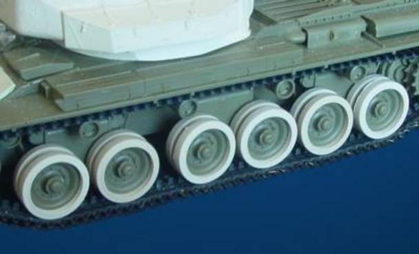 Centurion Wheels (replace rubber AFV Club set)