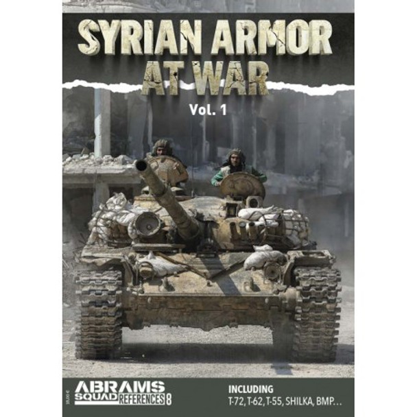 Syrian Armor at War Vol.1