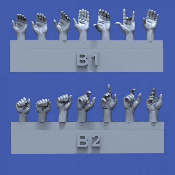 Assorted Hand set #2