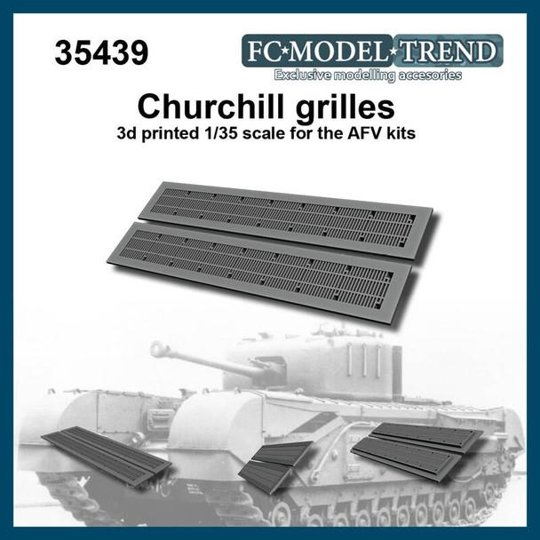 Churchill Grills