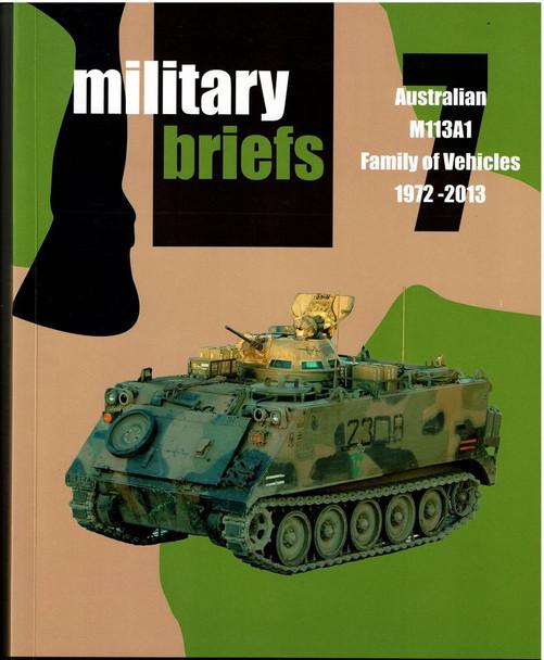 Australian M113 A1 Vehicles 1972 - 2013