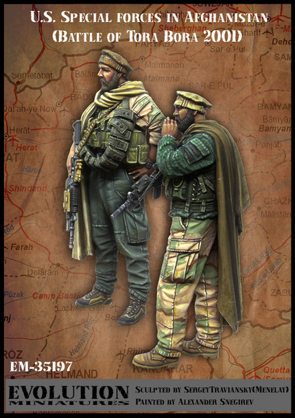 U.S.Special forces in Afghanistan