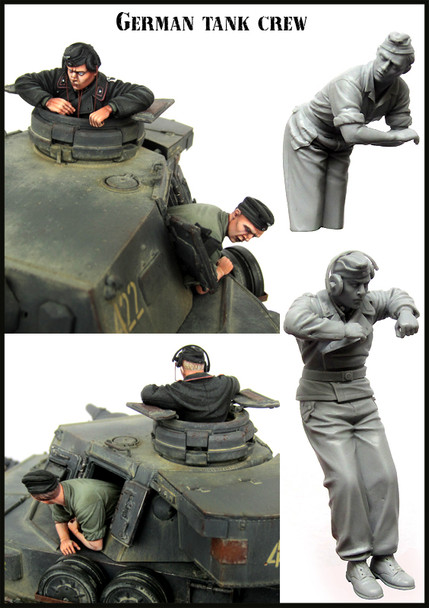 German Tank Crew #2