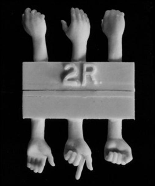 Hands set #2