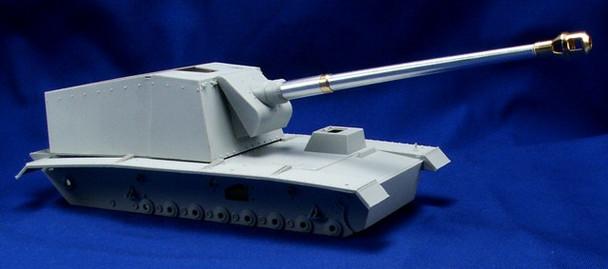 """12.8cm L / 61 SPG """"Sturer Emil"""""""