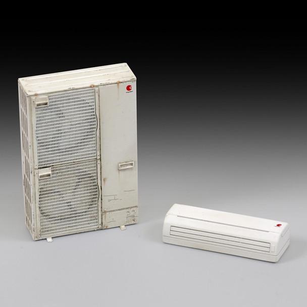 Double AC Unit