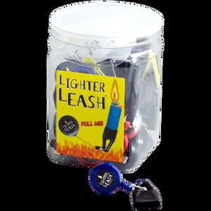 LIGHTER LEASH DELUXE - METAL
