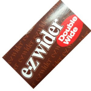 E-Z Wider Double Wide Rolling Paper - 24-Leaf Single Booklet