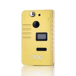 The Deep 2 in 1 Pod & Cartridge Vaporizer - Gold