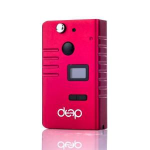 The Deep 2 in 1 Pod & Cartridge Vaporizer - Red