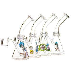 """Quartz Beaker: R and M : 5"""""""