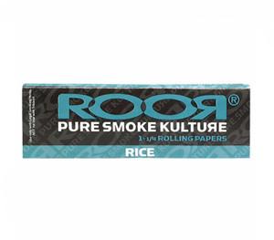ROOR 1-1/4 ROLLING PAPER (RICE)