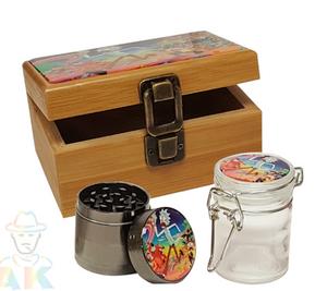 Wooden Box - Small