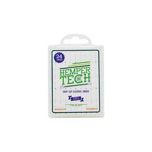 Hemper Tech - 24ct Snap Cap Alcohol Swabs