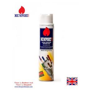 Newport Extra Purified Butane Lighter Gas 10oz