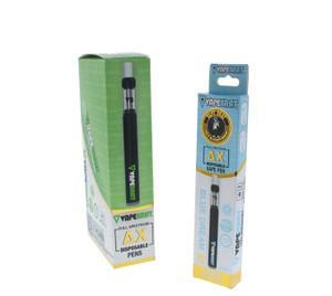 VapeBrat Disposable Delta X (Delta 10) Vape Pen: Blue Dream 400mg  (5 Pack)