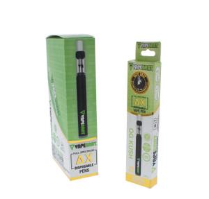 VapeBrat Delta X (Delta 10) Vape Pen: OG Kush 400mg (5 Pack)