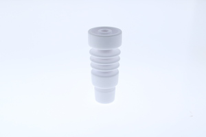 14mm Male Ceramic Domeless Nail