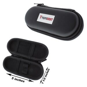 Protective Travel Leather Zipper Case Size-SML