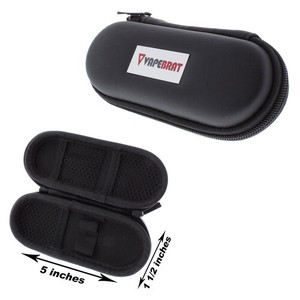 Protective Travel Leather Zipper Case Size-Medium
