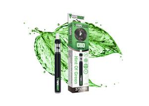 VapeBrat Disposable Pen: Hint of Green: 3750mg