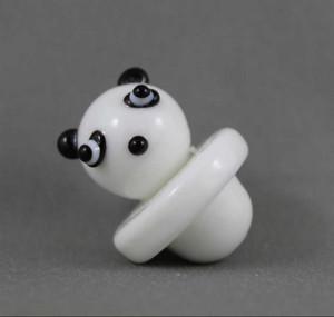 Panda Glass Carb Cap